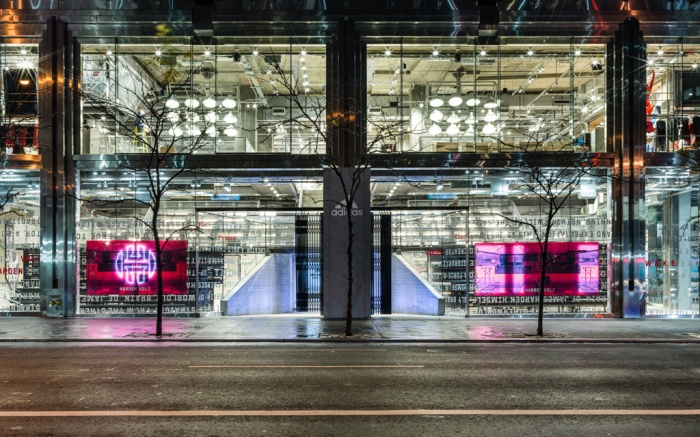 Destreza alfiler impermeable  Why Adidas Built Its NYC Megastore on Fifth Avenue [PHOTOS] – Footwear News