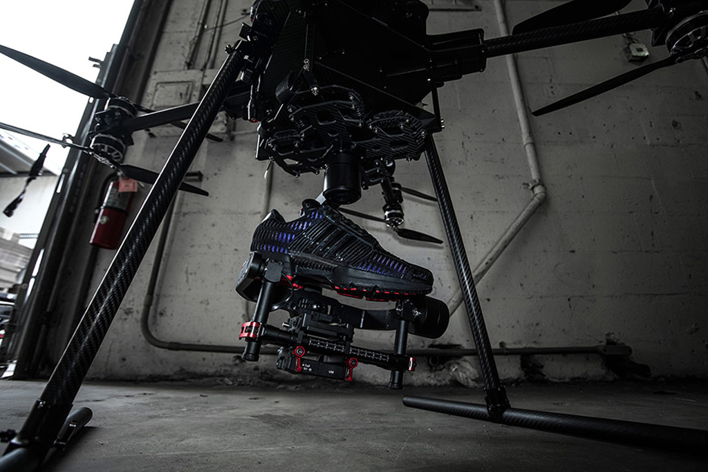 Shoe Gallery x Adidas Climacool 1