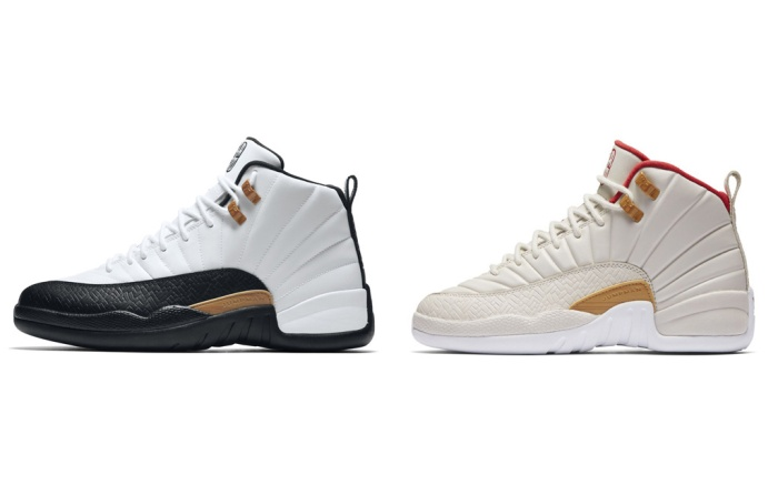 "Air Jordan 12 ""Chinese New Year"" Pack"
