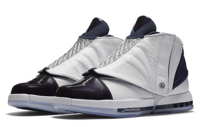 """Air Jordan 16 """"Midnight Navy"""""""