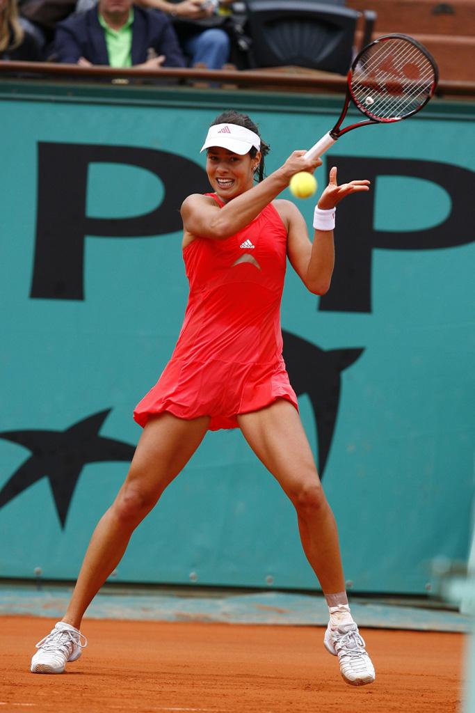 Ana Ivanovic 2008 French Open