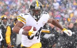 Antonio Brown Pittsburgh Steelers