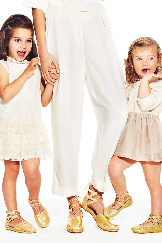Aquazzura Kids Shoes