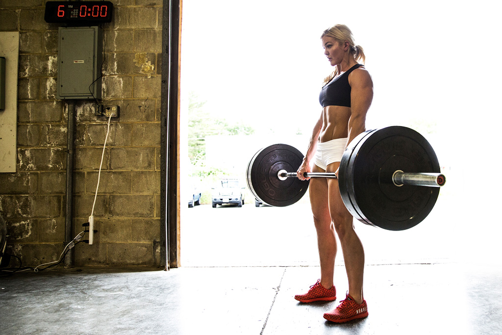 Nobull Brooke Ence Trainer CrossFit