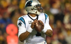 Cam Newton Carolina Panthers