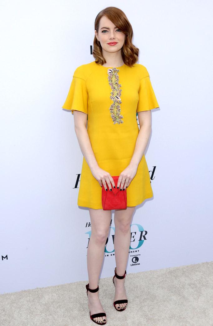 Emma Stone Celebrities Velvet Shoes