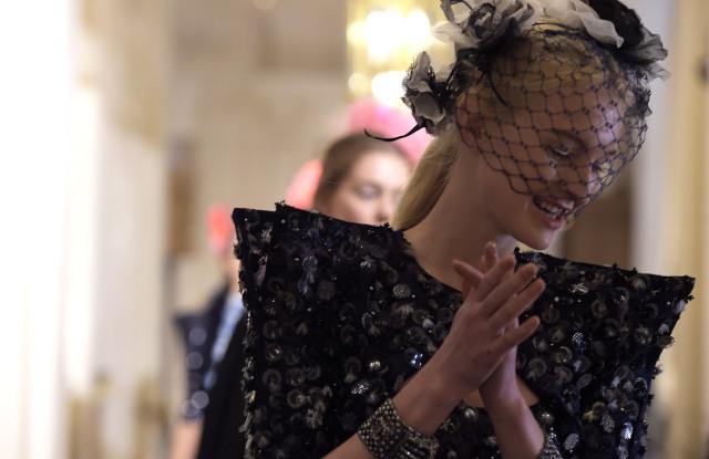 Chanel Métiers d'Art 2016.