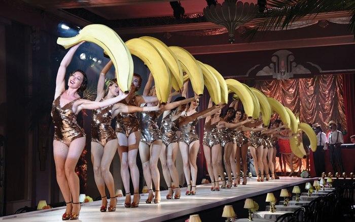 Charlotte Goes Bananas