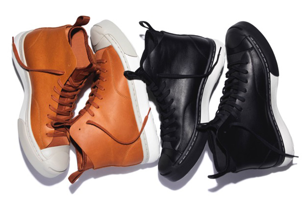 The Converse Jack Purcell S Series Boot