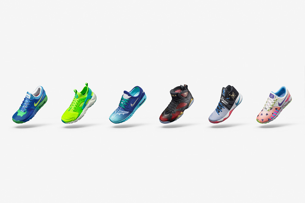 Nike Doernbecher Freestyle Collection