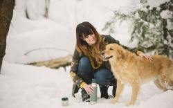 Dogs Snow Booties
