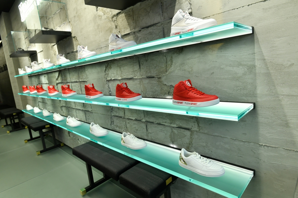 Sneakers Plein Sport collection