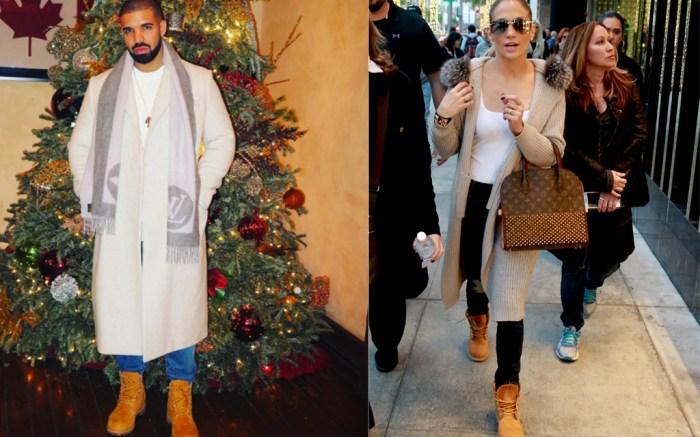 Drake Jennifer Lopez Timberland Boots