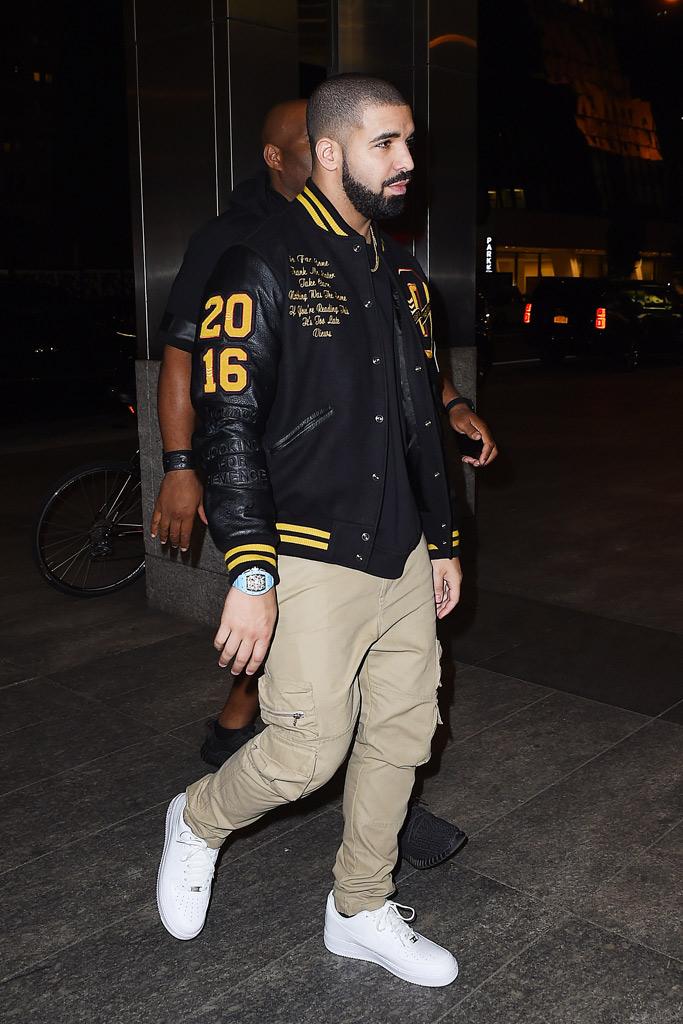 Drake Shoe Style