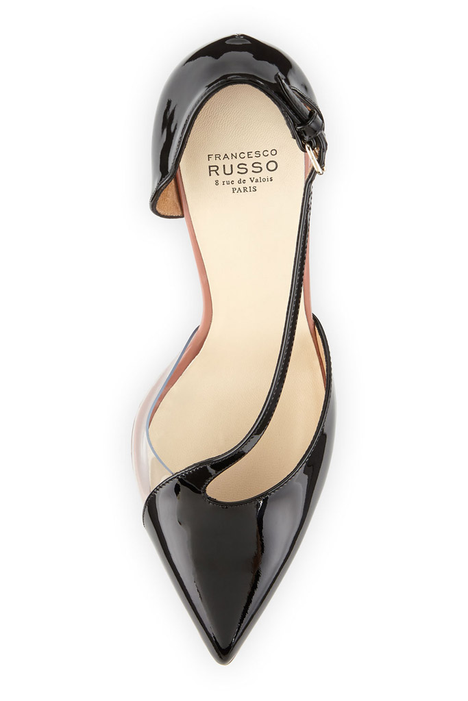 Francesco Russo Jennifer Lawrence Shoes