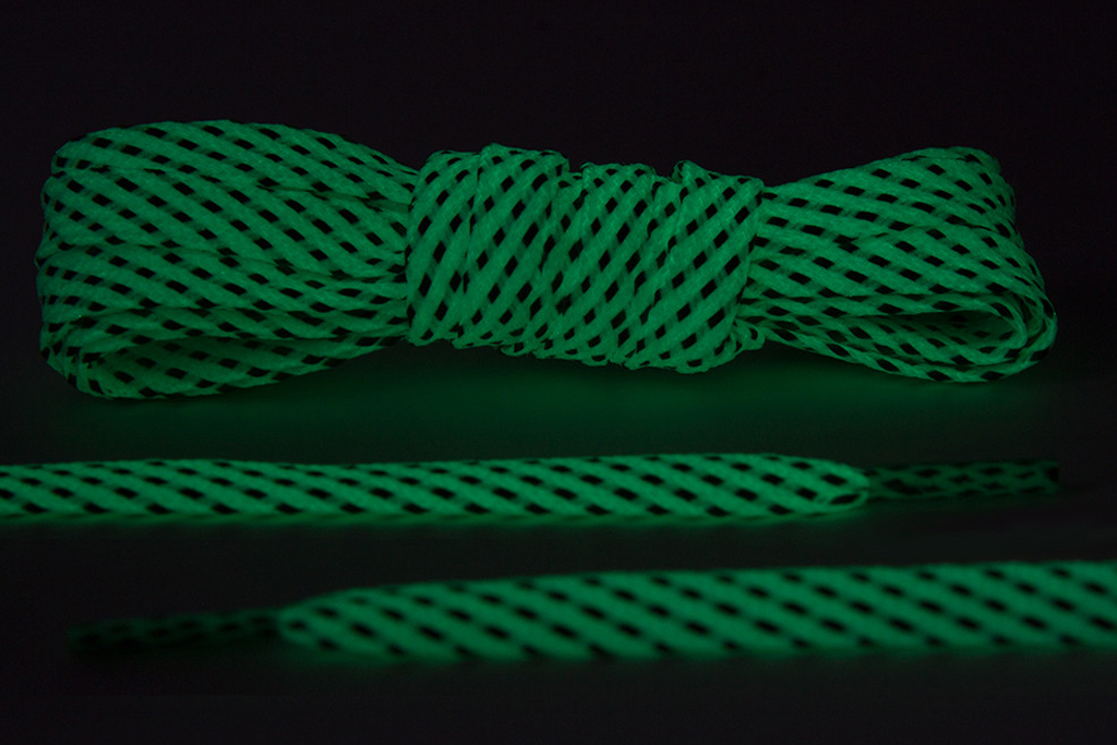 Lacelab Glow in the Dark Laces