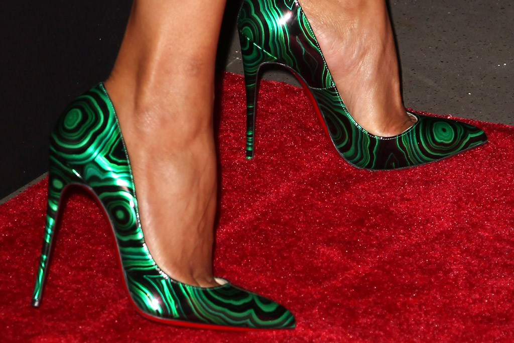 Halle Berry Christian Louboutin Pumps