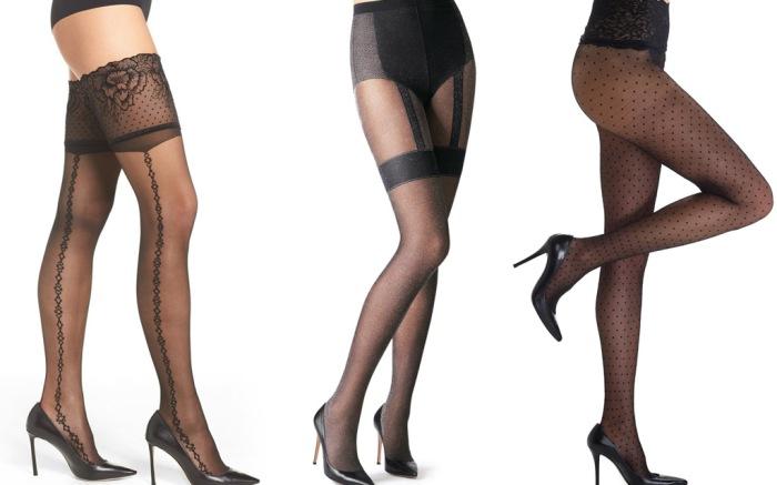 Holiday Hosiery