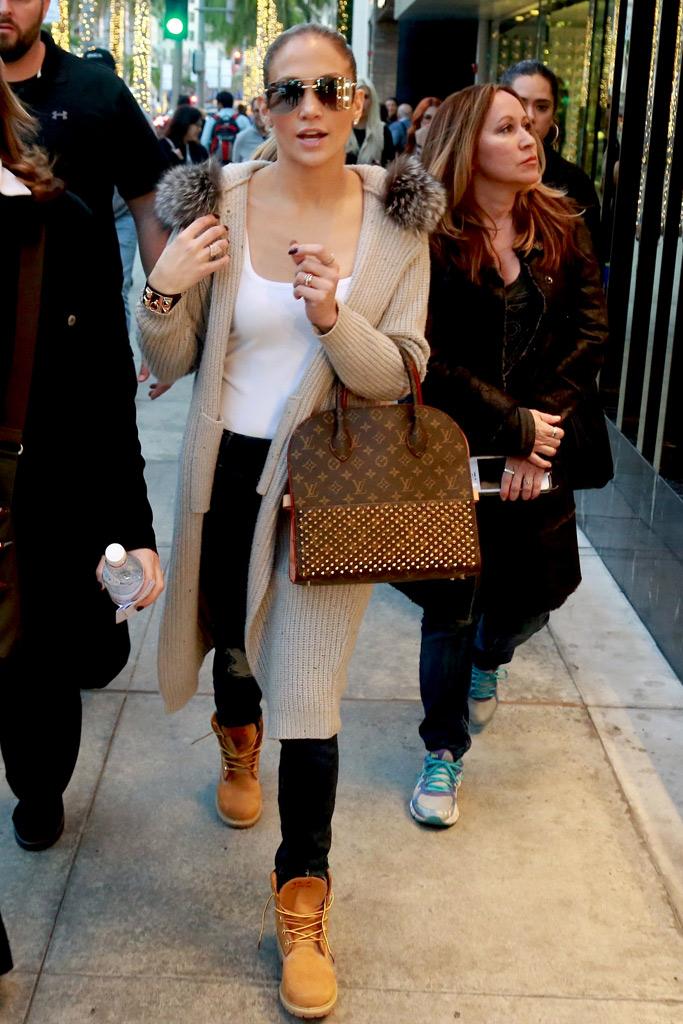 Jennifer Lopez Shoe Style