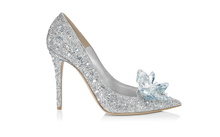 Jimmy Choo New Year's Eve Sparkly Shoes