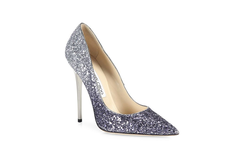 10 Sparkly Designer Shoes Perfect for