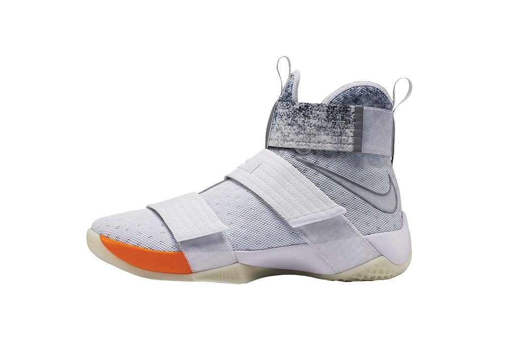 John Elliott x Nike LeBron Soldier X
