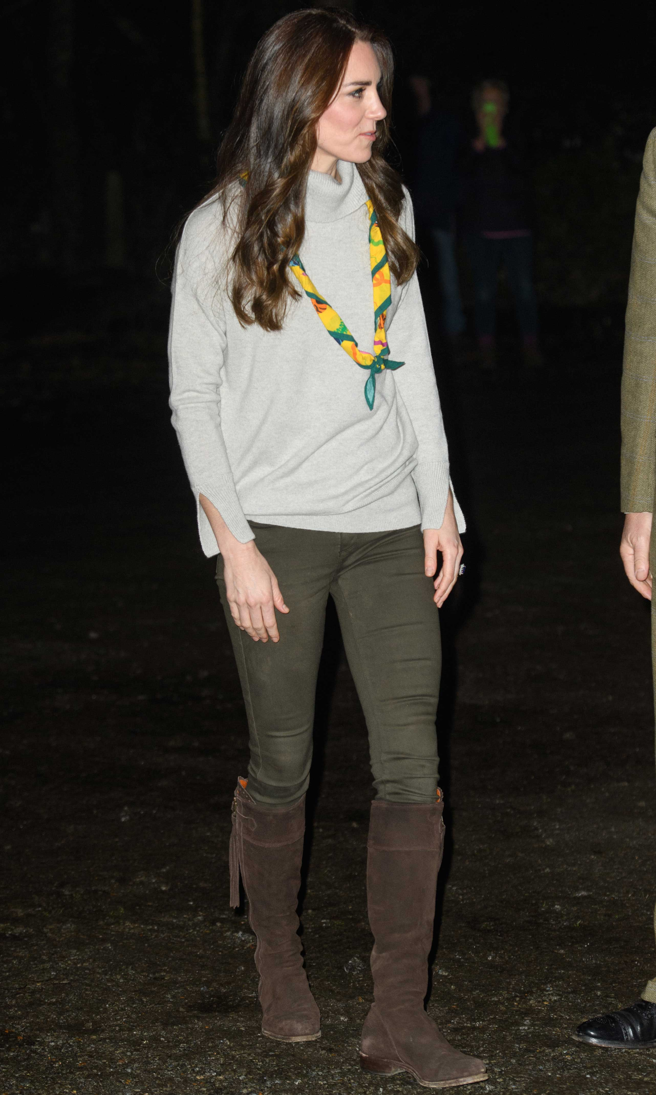 Kate Middleton In Boots - Are These Kate Middleton S