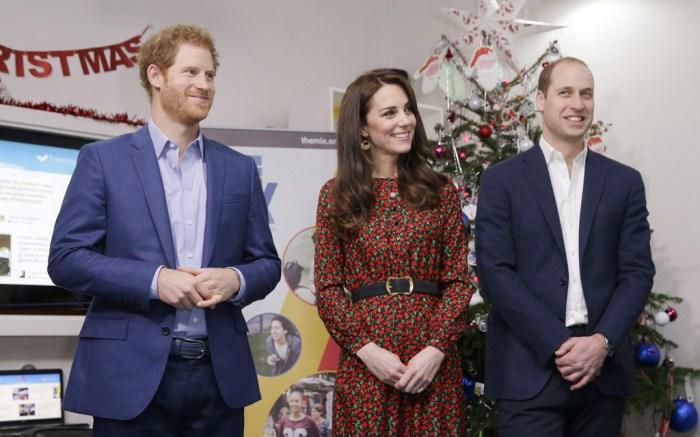 Kate Middleton Prince Harry Prince William