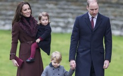 kate middleton princess charlotte christmas