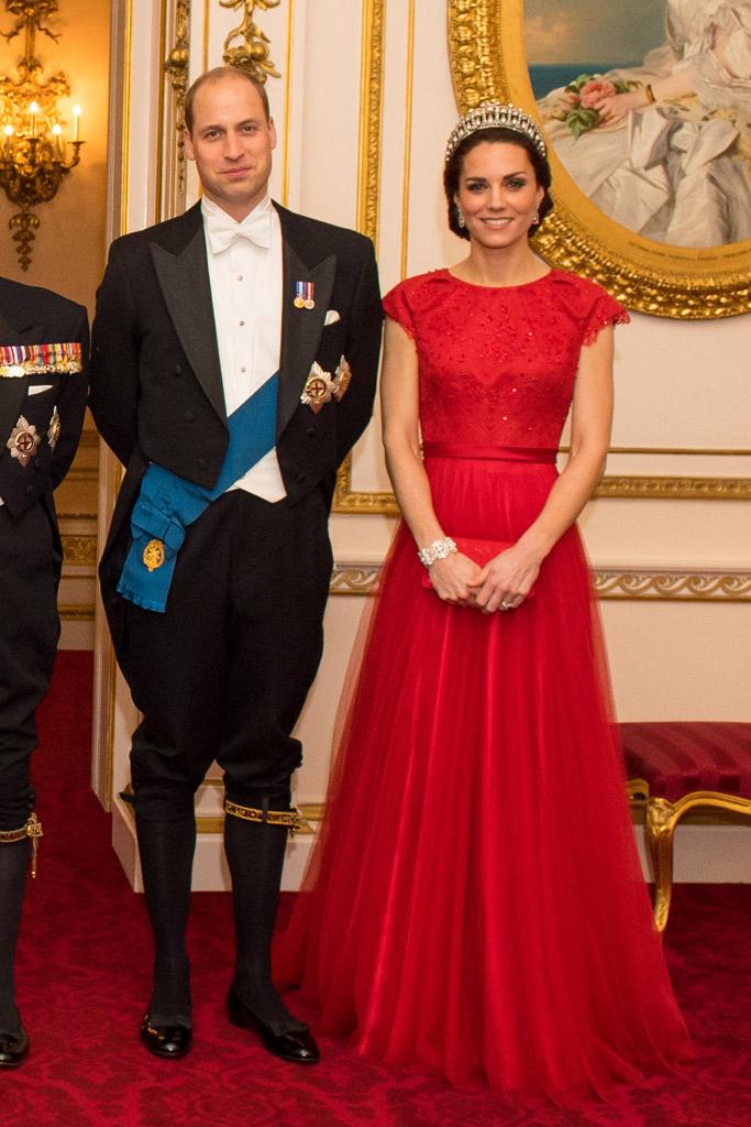 Royal Family Diplomatic Dinner