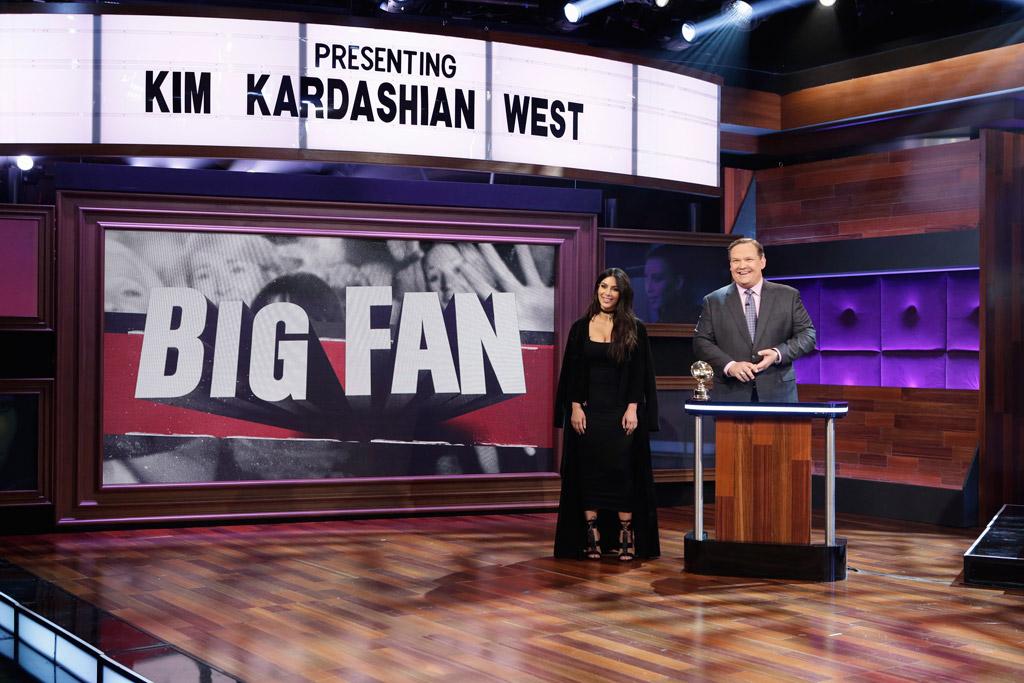 kim kardashian west big fan