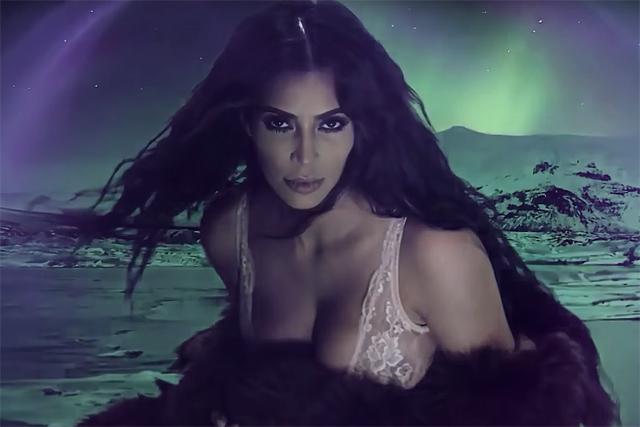 Kim Kardashian West Love Advent Calendar