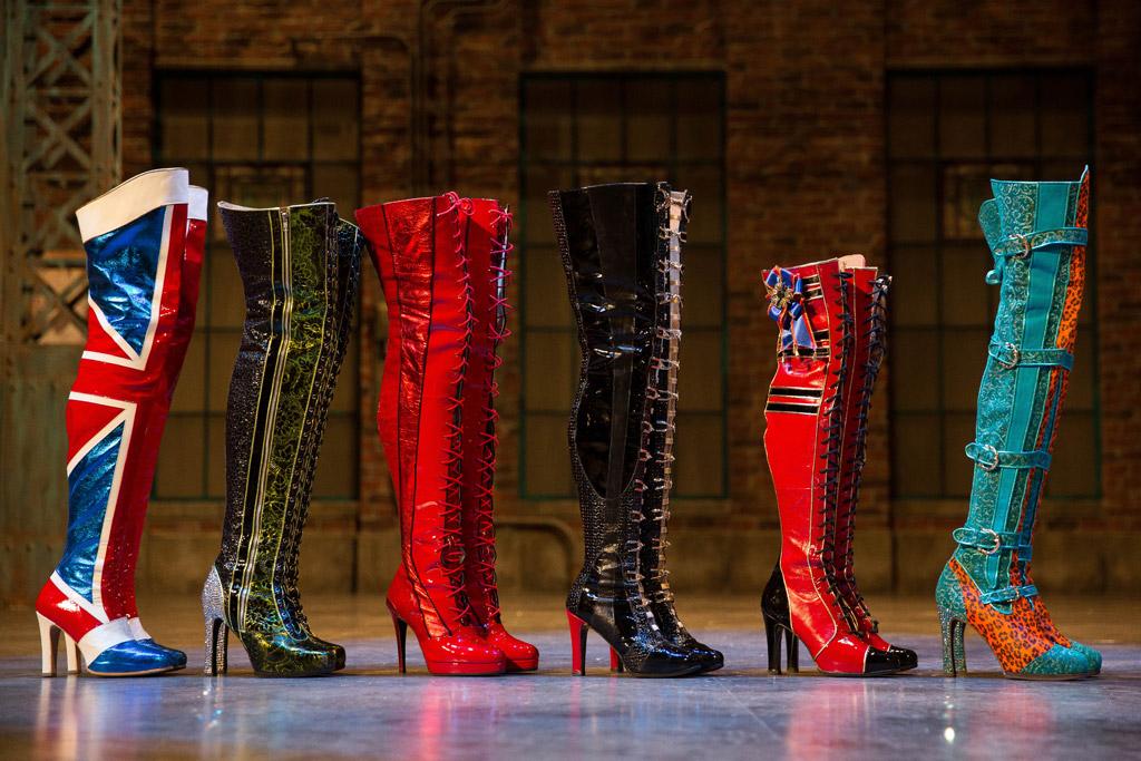 kinky boots shoes