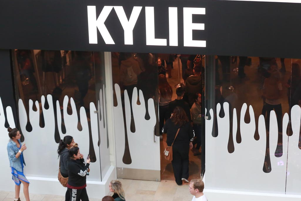 kylie jenner store