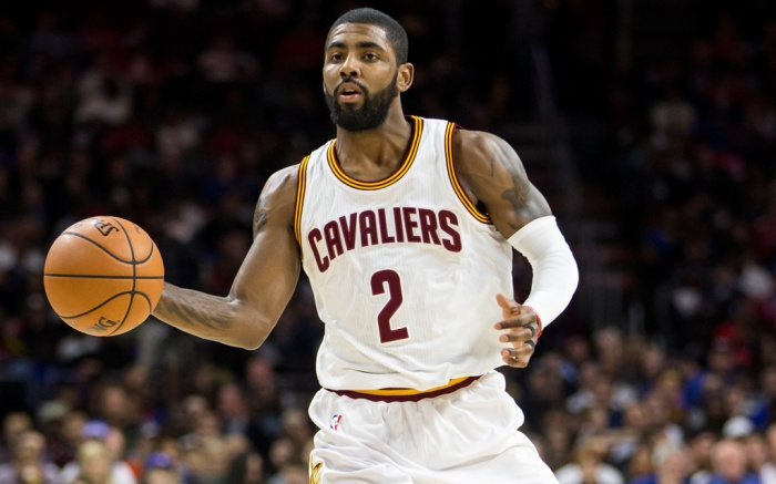 Nike Kyrie Irving Cleveland Cavaliers