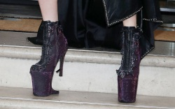 Lady Gaga Platforms London