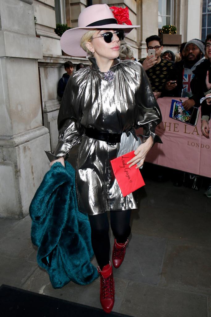 Lady Gaga Rebecca Bjornsdotter London
