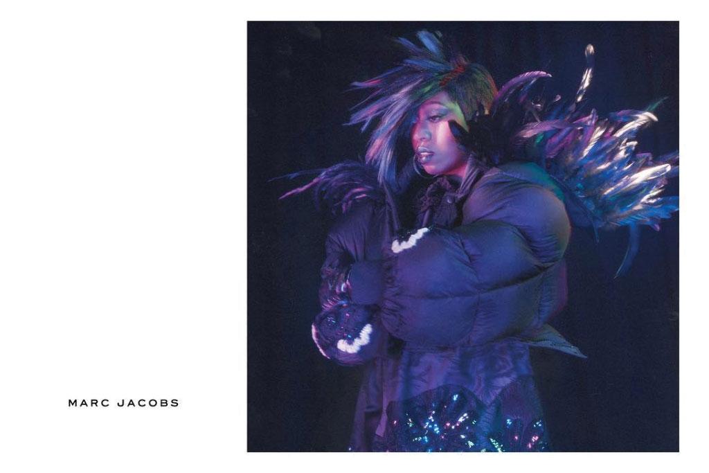 Missy Elliott Marc Jacobs