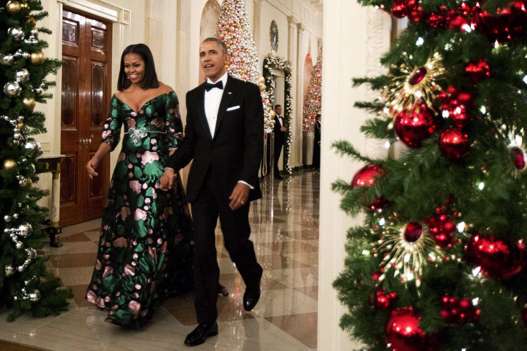 Barack Michelle Obama Kennedy Center Honors