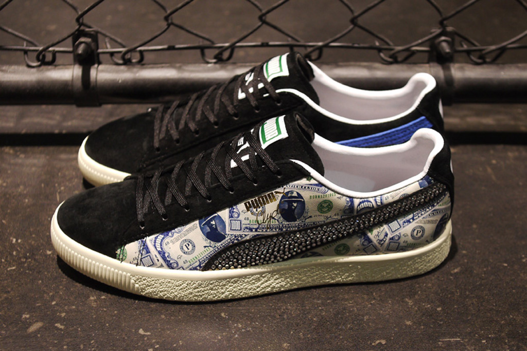 puma clyde sneakers