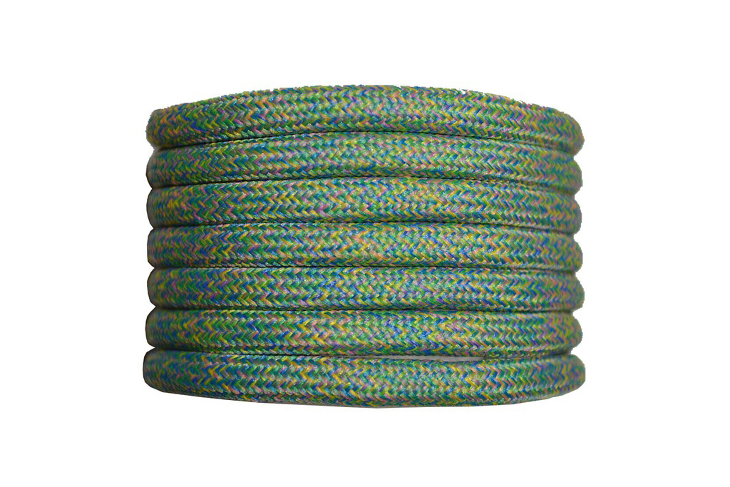 Rope Lace Supply Multicolor