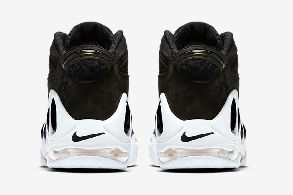 Nike Air Max Uptempo 97 Black Pack