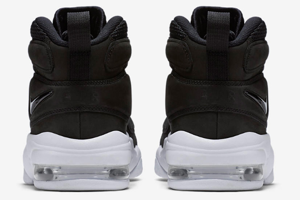 Nike Air Max2 Uptempo Black Pack