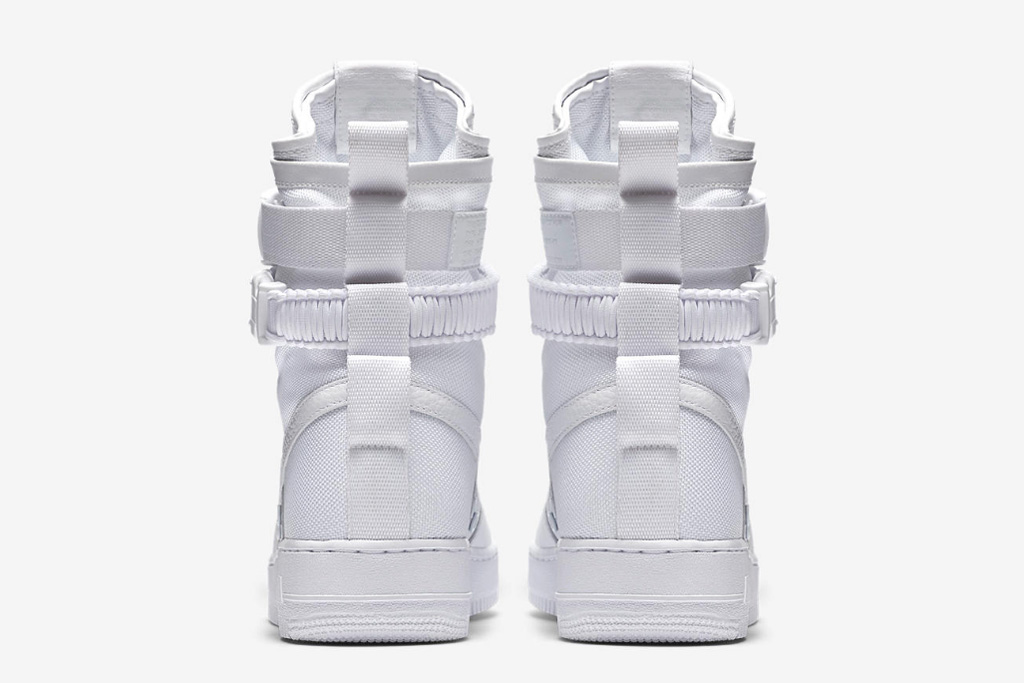 Nike SF AF-1 Triple White