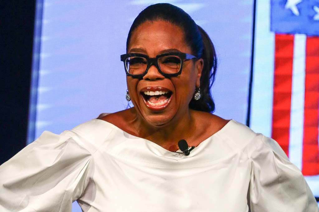 Oprah's Wearing Vionic Shoes on the May