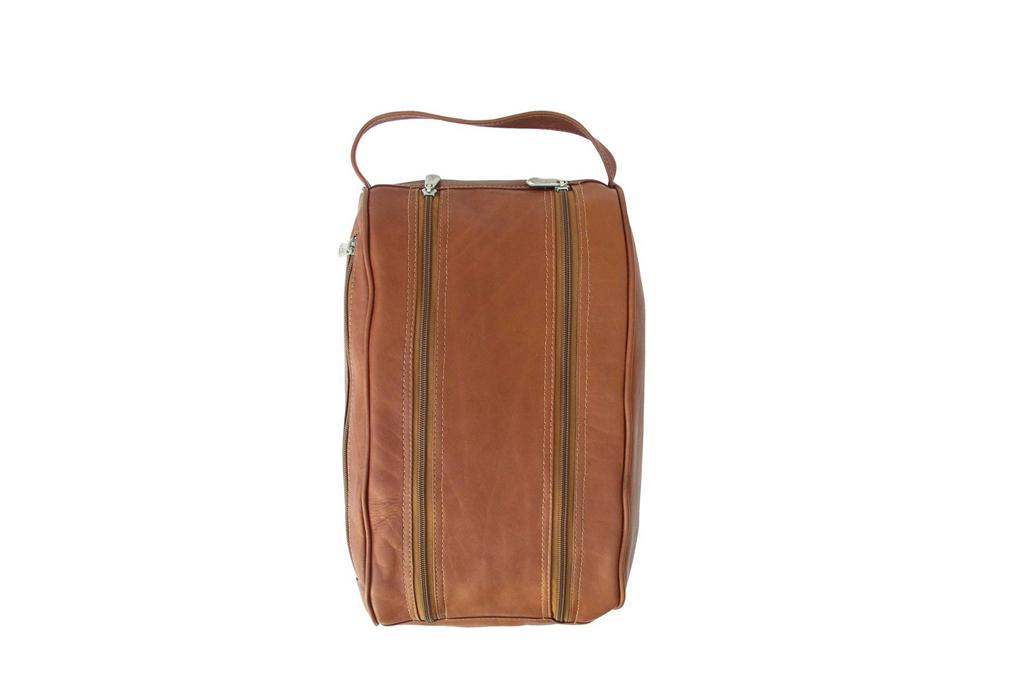 Peil Leather shoe bag