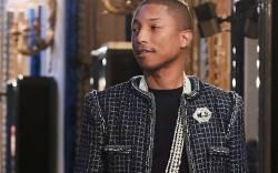 Pharrell Williams, Chanel Metiers d'Art 2016.