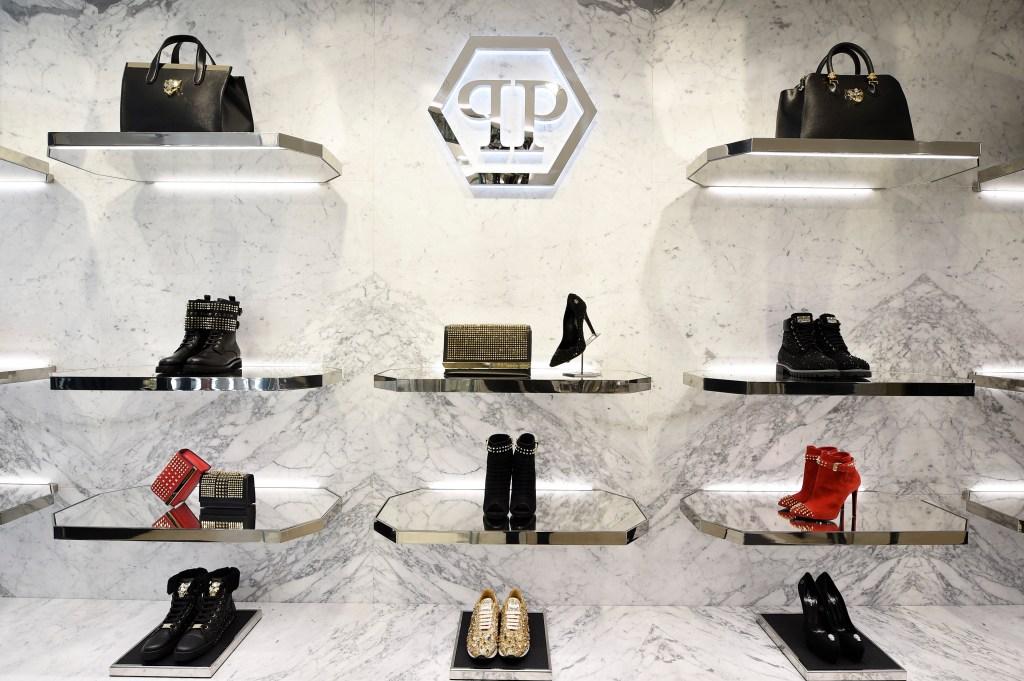 Philipp Plein's London boutique