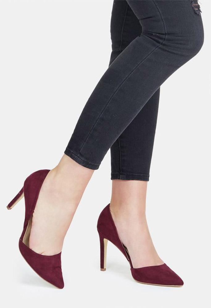 project runway justfab shoes