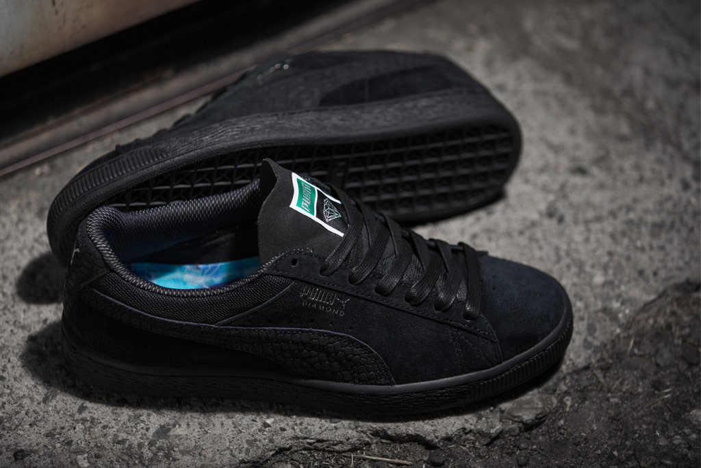 Puma's Classic Suede Collab With